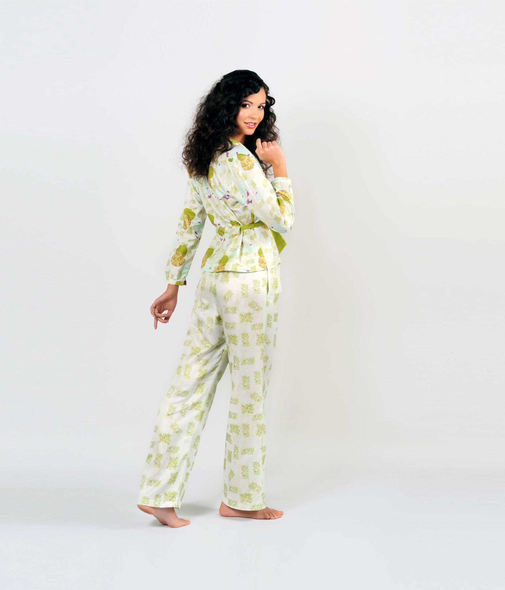 Patron pyjama femme Tulle