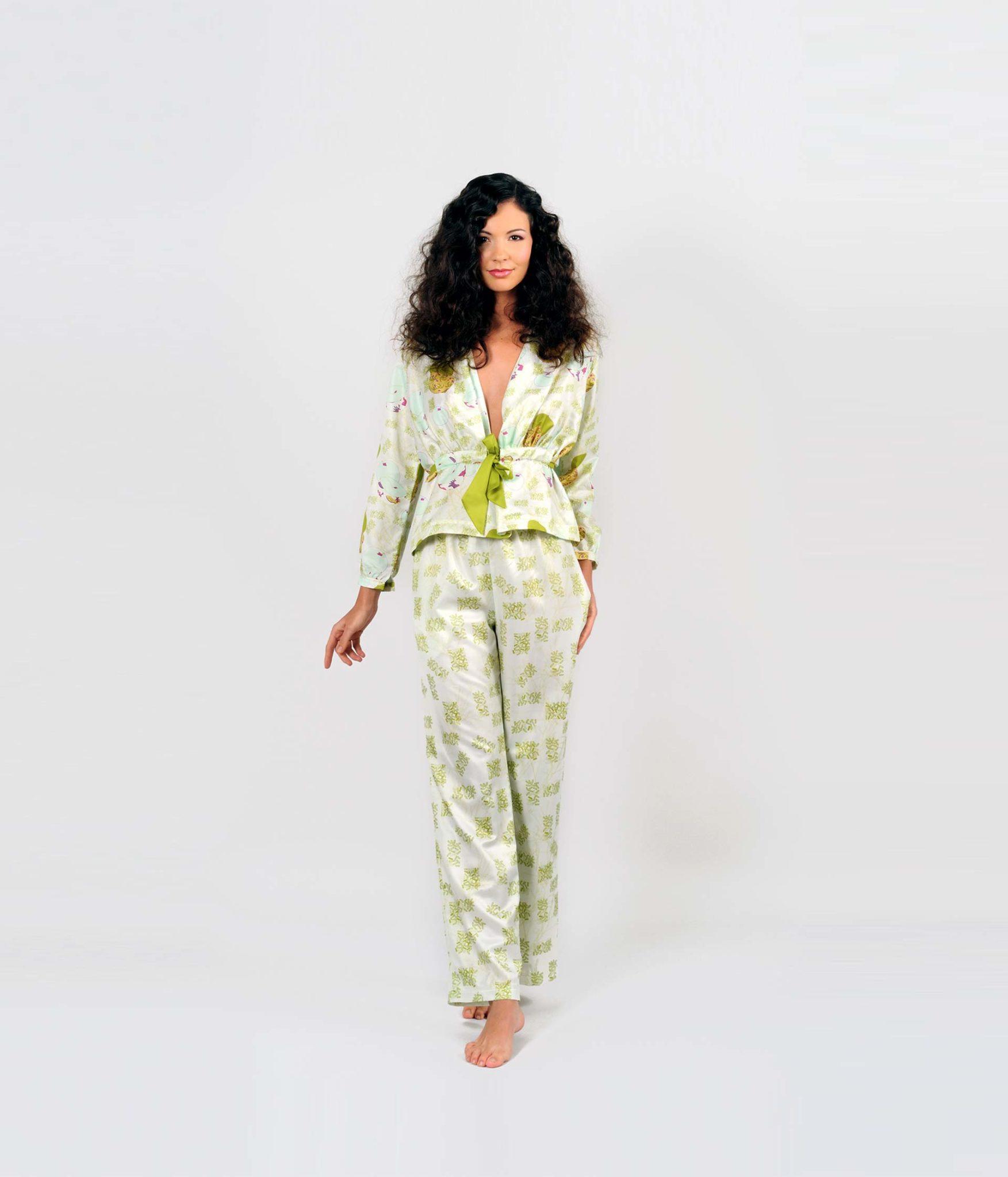 Patron de couture pyjama Tulle
